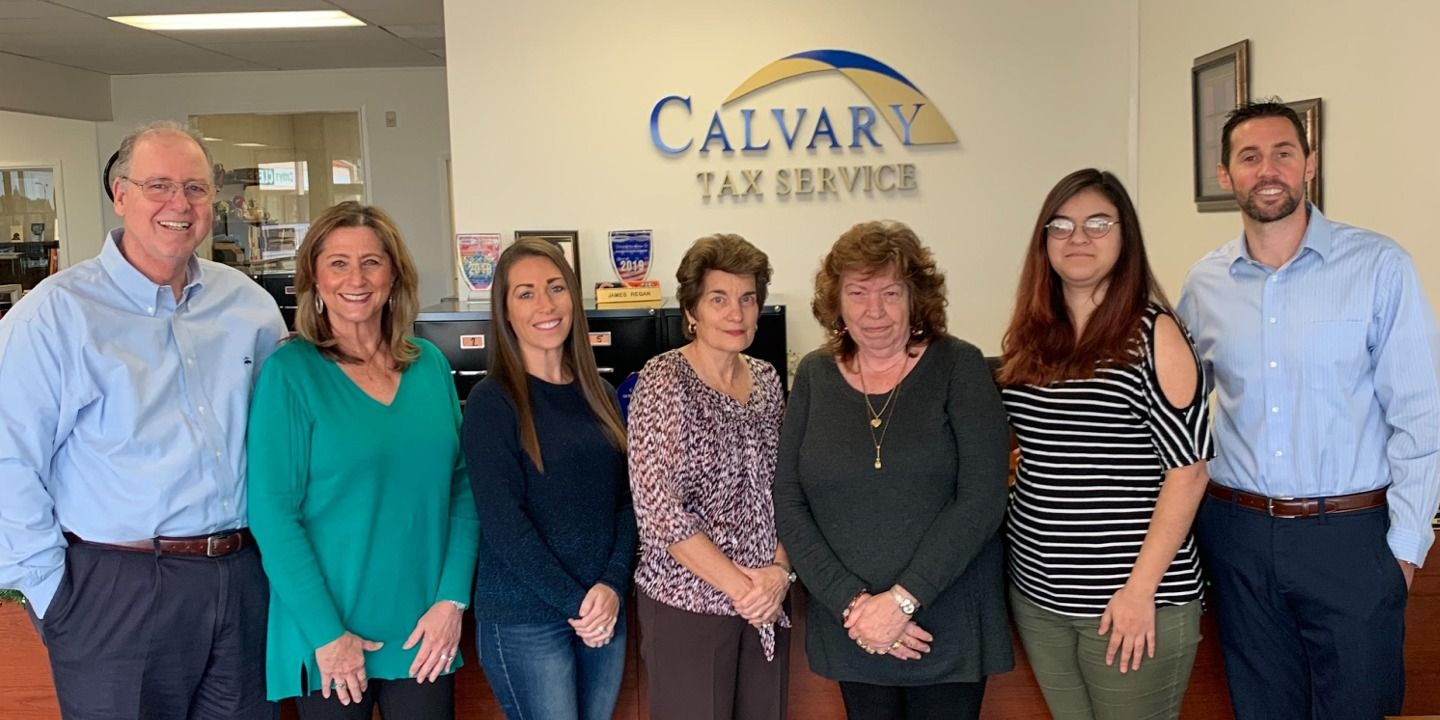 Calvary Tax Service Team